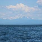 Coastal mountain range